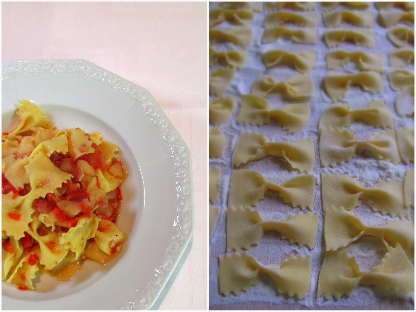 Tra dolce ed amaro: Zweckentfremdet: Frizzagna di Reggio Emilia