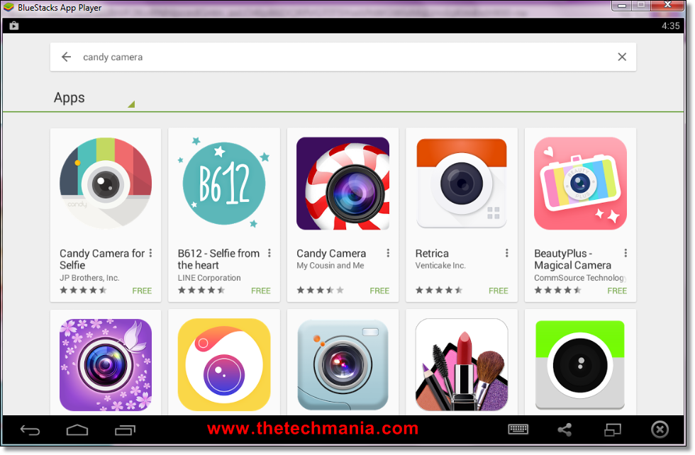 Free Download Candy Camera For PC/Laptop Windows XP 7 8 ...