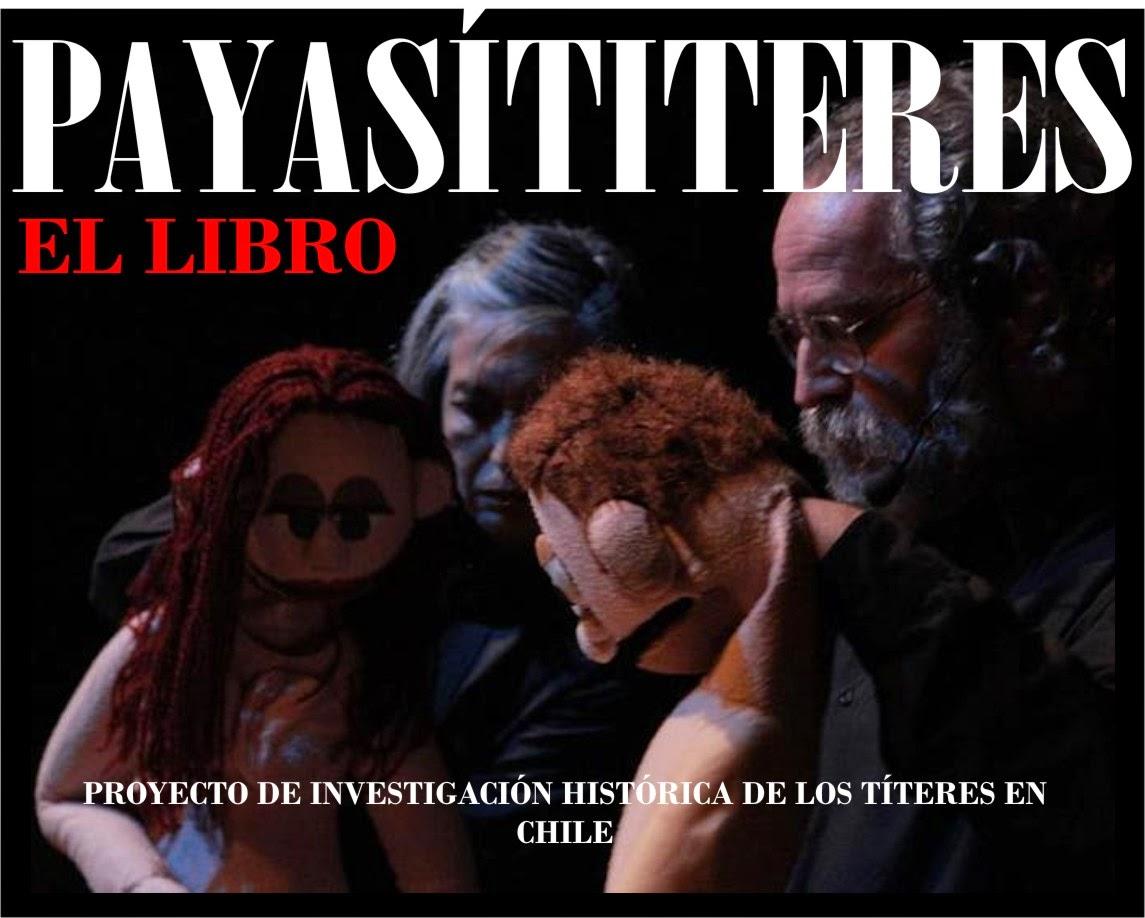 El anónimo oficio de titiriteros en Chile