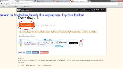 Tutorial Download Musik di Soundcloud Gampang 5