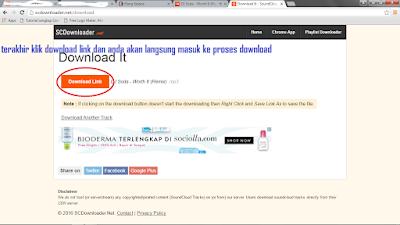 Tutorial Download Musik di Soundcloud Gampang 21