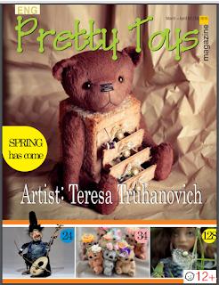 March Edition of Pretty Toys Magazine