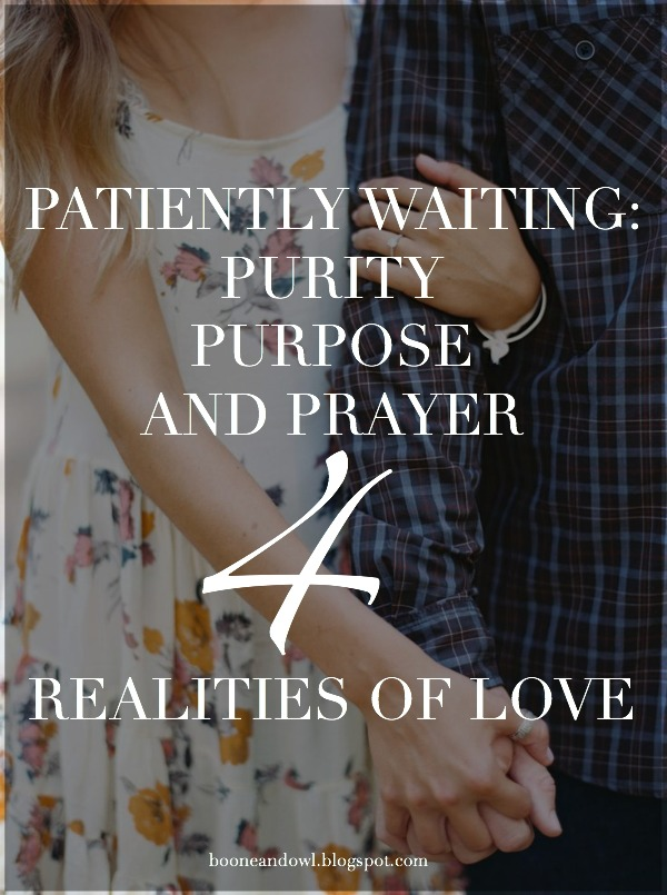 Patiently Waiting: Purity, Purpose, and Prayer