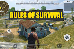 تحميل لعبة Rules of Survival علي هواتف الأندرويد