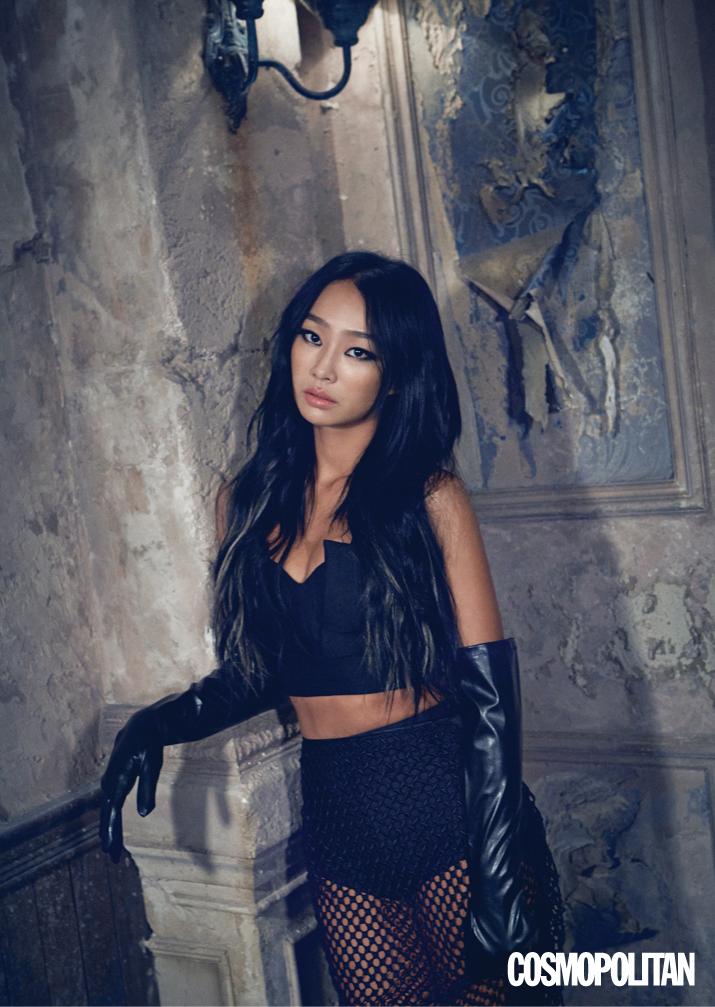 twenty2 blog: SISTAR's Hyorin in Cosmopolitan Korea July ... Hyorin Sistar