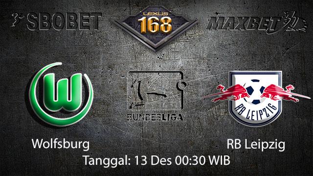 PREDIKSIBOLA - PREDIKSI TARUHAN BOLA WOLFSBURG VS RB LEIPZIG 13 DESEMBER 2017 ( GERMAN BUNDESLIGA )