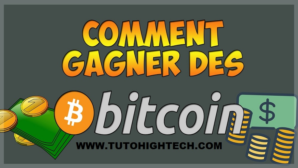 Comment gagner des Bitcoin
