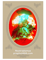 Nostradamus Nuclear War-  Vision 3D Photo