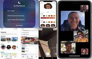 Fitur-fitur Baru di iOS 12 dan Cara Menggunakannya