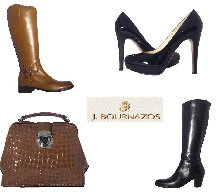 930716ebcbd Η εταιρεία J.BOURNAZOS με μια ιστορία σχεδόν 60 χρόνων έχει καθιερωθεί στο  χώρο της μόδας με γνώμονα την κορυφαία ποιότητα στο δερμάτινο παπούτσι και  ...