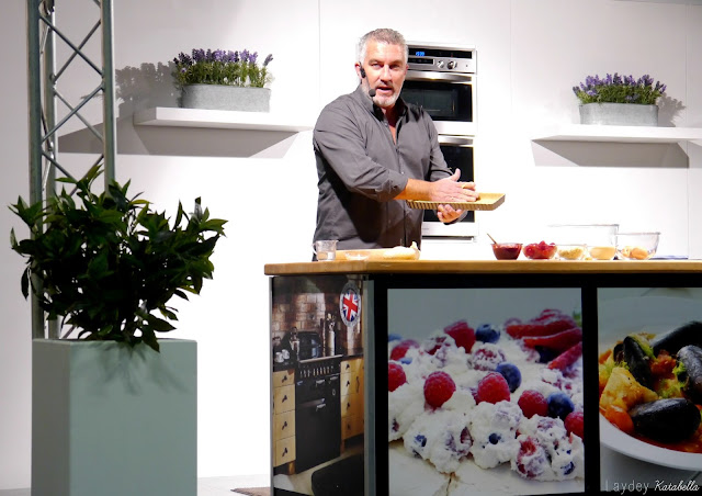 Paul Hollywood the autumn food and country fair 2015