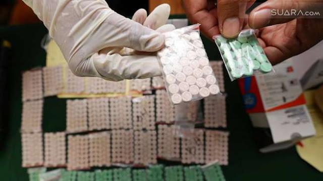 Lima Polisi di Aceh Dipecat karena Narkoba