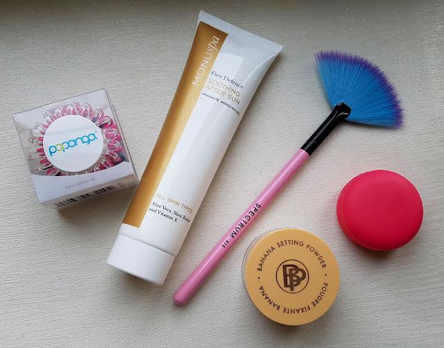 Beauty box, glossybox,  glossybox july, glossybox uk, Glossybox july 2017