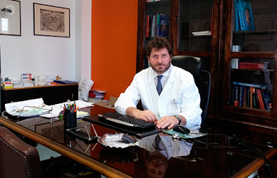 professor Giancarlo Pecorari