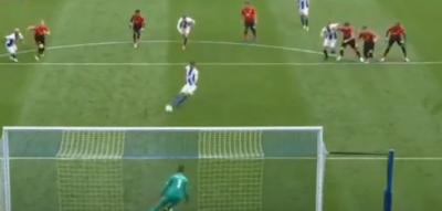هزيمة مفاجئة لمانشستر يونايتد خسر من برايتون 2-3