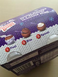 cadbury dairy milk snowballs