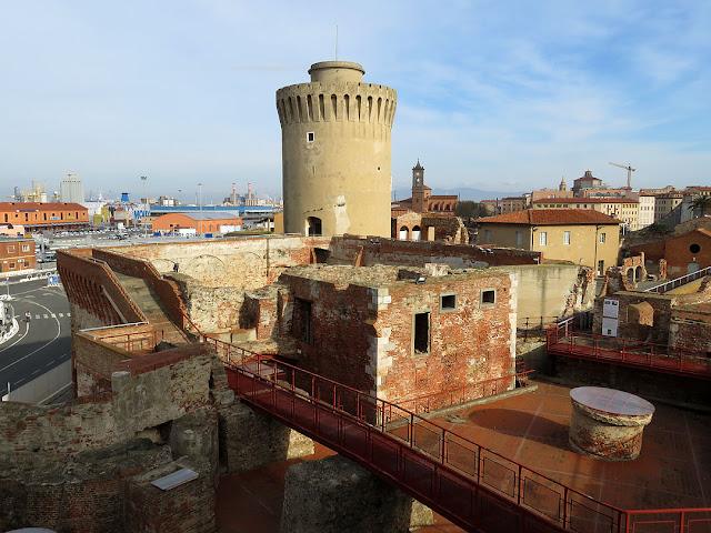 Fortezza Vecchia, Old Fortress, Livorno