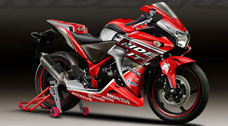 modifikasi cbr 250 cc terkeren