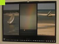 September: Laurent Pinsard 2016 - Triplets Posterkalender Naturkalender quer - 64 x 48 cm
