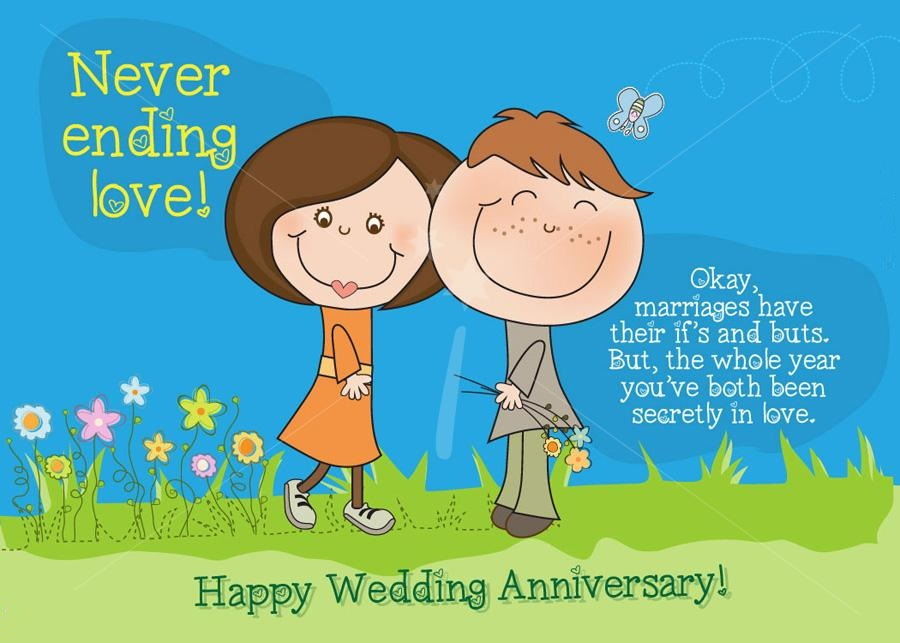 Funny Anniversary Wishes Cartoons Anniversary Images