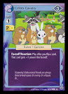 My Little Pony Critter Cavalry Premiere CCG Card