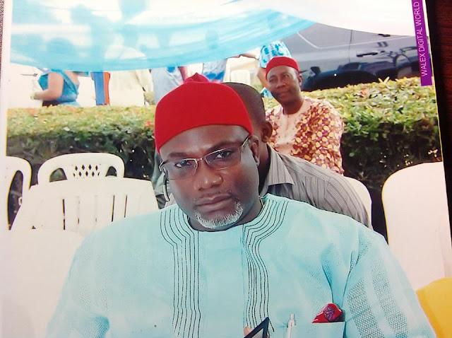 Chief Emeka Charles Kalu