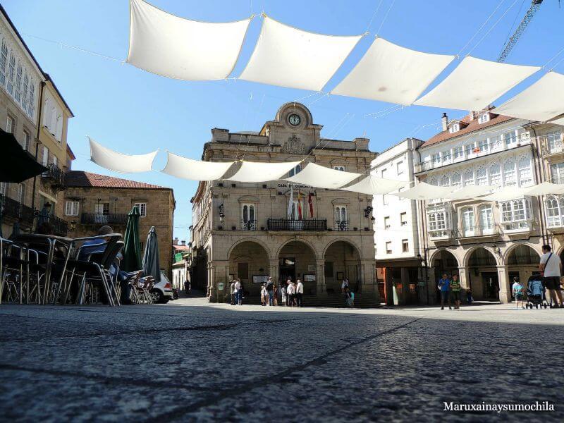 Praza Maior Ourense