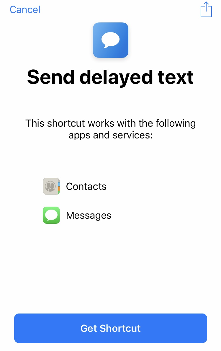 Send Automated Scheduled Imessage Sms On Iphone No Jailbreak And Third Party Apps Required