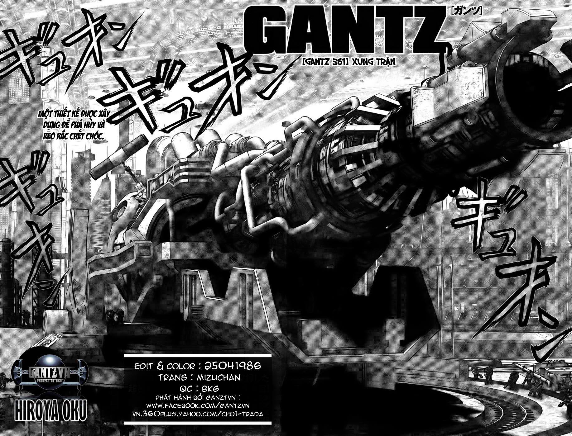 Gantz chap 361 trang 4