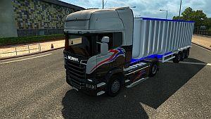Grain Tipper v2 trailer