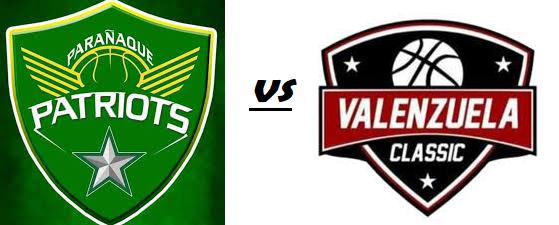 MPBL Replay: Parañaque vs. Valenzuela - June 20, 2018