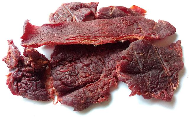 cherry beef jerky