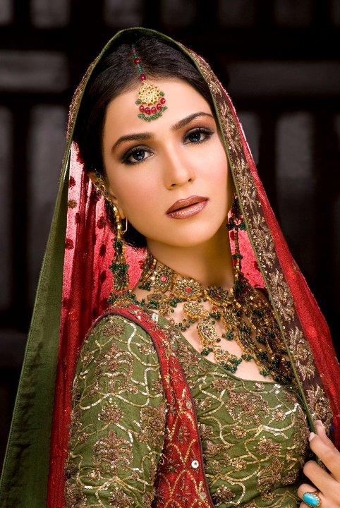 Bridal Shoot Fashion 2012