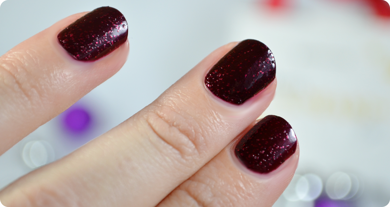Review essie Winter Collection 2013 TOGGLE TO THE TOP