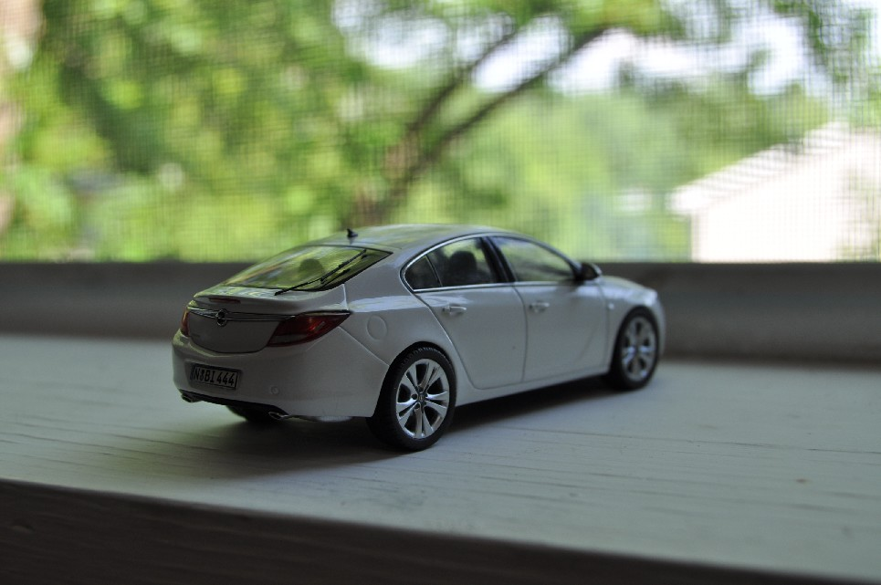 Ray S Car Model Collection Blog 1 43 Opel Insignia