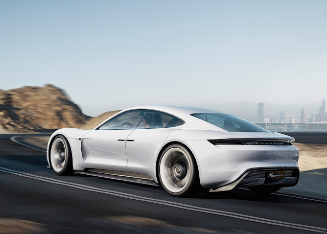 The Porsche Mission E production would cost the same as a Panamera