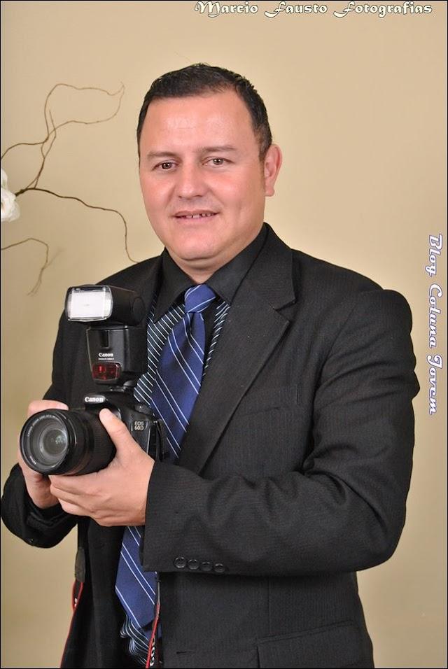 Marcio Fausto será colunista no portal Rede de Notícias Paranaense