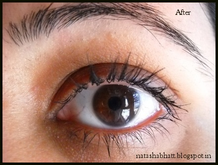 111c0e1c41d It is a water proof and smudge proof formula and I say this with personal  experience as I have the habit of rubbing my eyes and yet it seems to stay  in ...