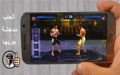 خمسة ألعاب القتالية والاكشن الرائعة لهواتف الأندرويد عليك تجربتها
