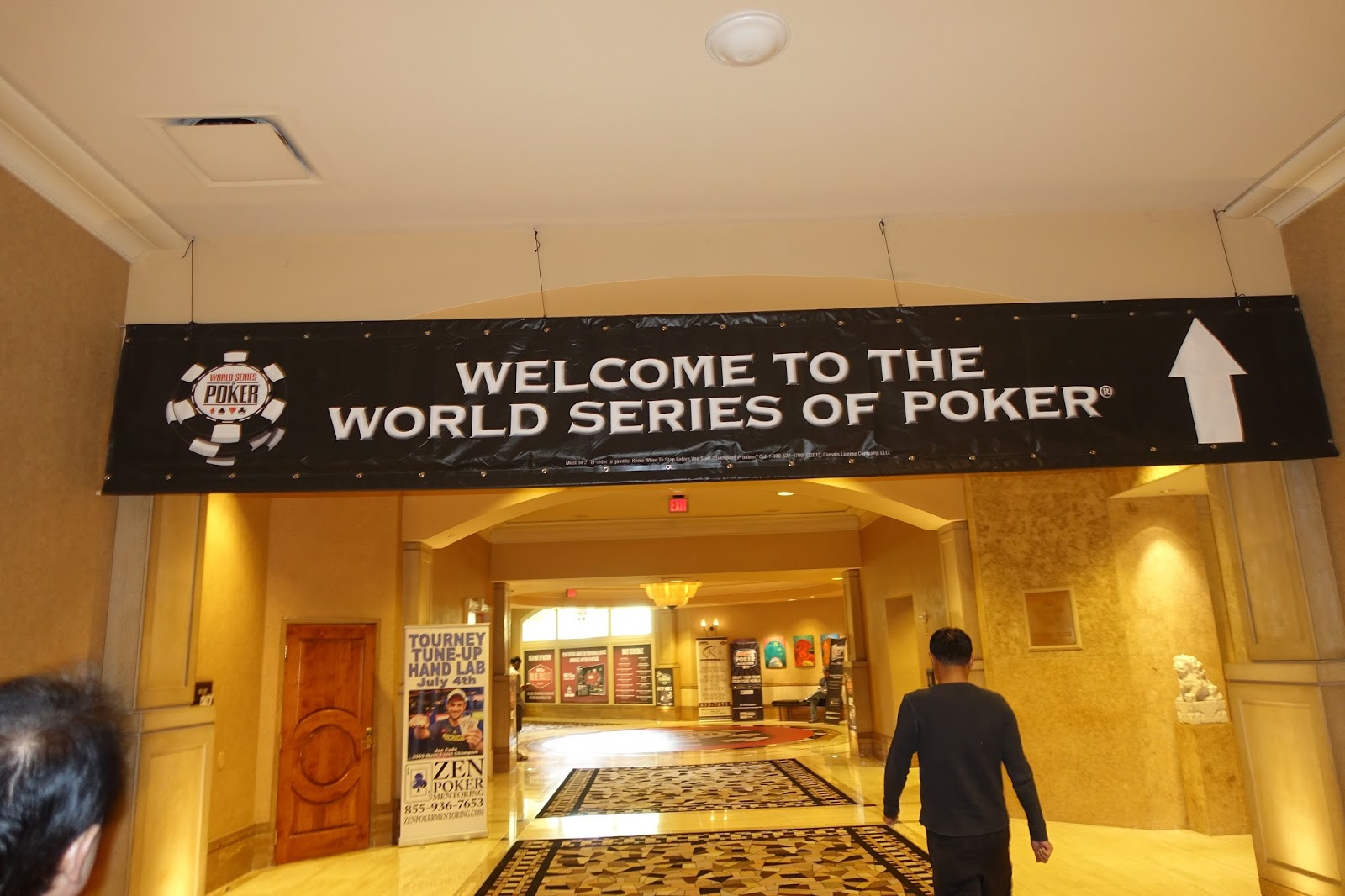 Avi Rubin's Blog: My WSOP Main Event Experience