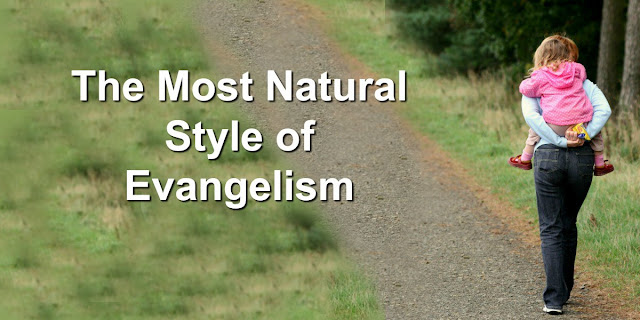 Lifestyle Evangelism - What It Is and Why You Might Already Be Doing It!
