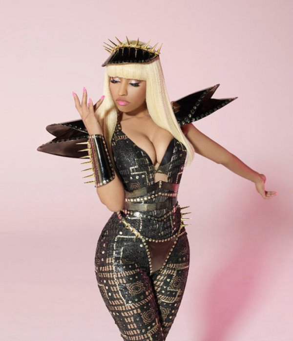Bang Time Rap HipHop RB premiery z USA Nicki Minaj