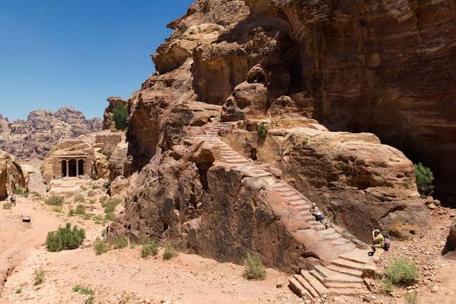 Salón del Jardín de Petra