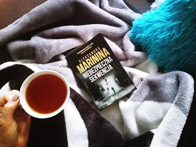 Niebezpieczna sekwencja, Aleksandra Marinina