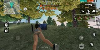 Cara Main Game FREE FIRE