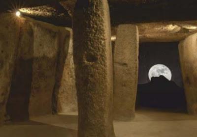 Visitar Dólmenes de Antequera en las noches de verano