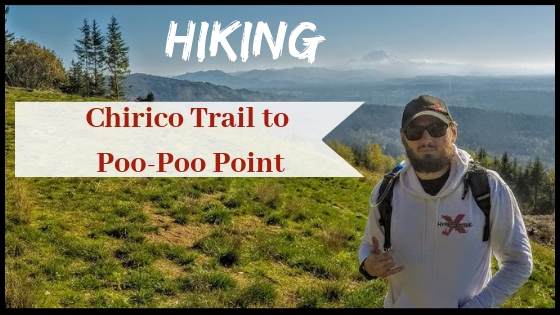 Chirico Trail to Poo-Poo Point hike