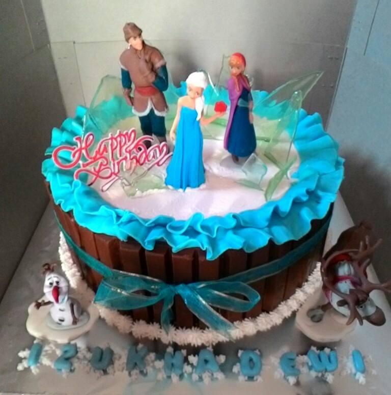 0812 6102 8068 Toko Kue Ulang Tahun Frozen Padang