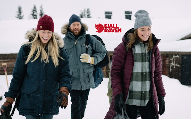 Check out the Fjallraven Autumn / Winter 2018 / 19 range at the Complete Outdoors