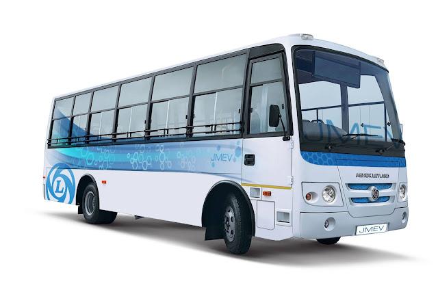 Ashok Leyland Jan Bus Midi EV